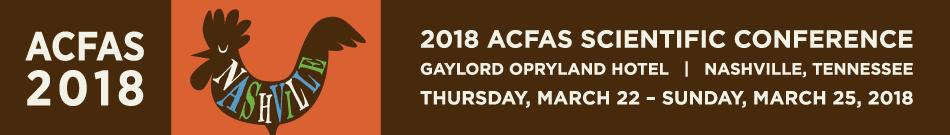 ACFAS - Nashville - USA