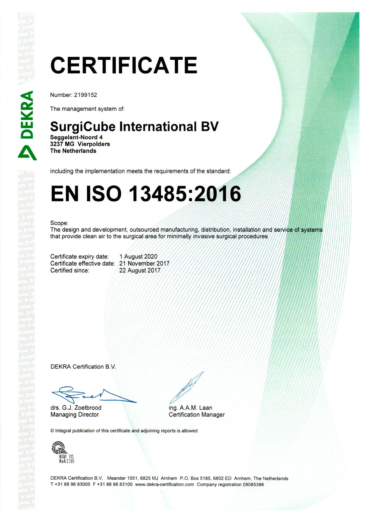 Surgicube new iso certificate surgicube surgicube new iso certificate surgicube 1betcityfo Gallery